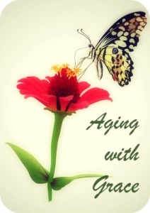 Aging with grace logo