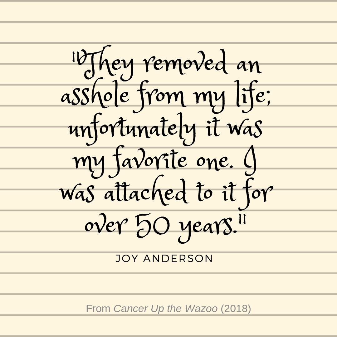 Joys funny quote