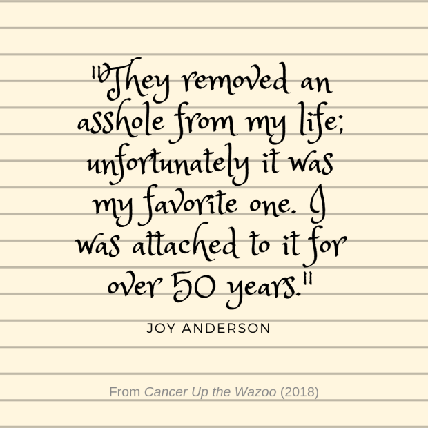 Joys funny quote